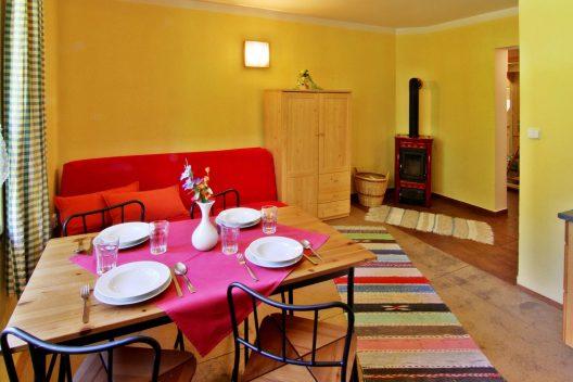 U Gášků - rodinný apartmán